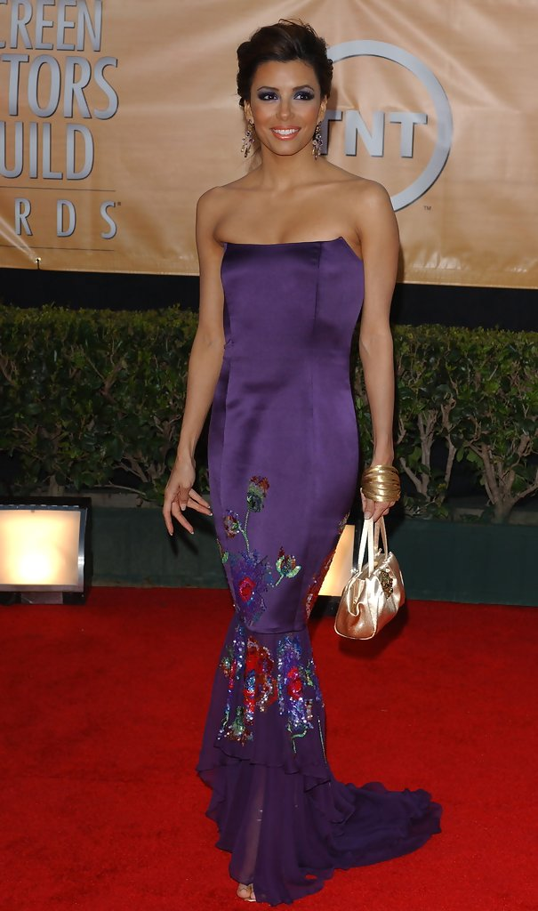 11th Annual Screen Actors Guild Awards - Arrivals.Shrine Auditorium, Los Angeles, CA. .February 5, 2005.