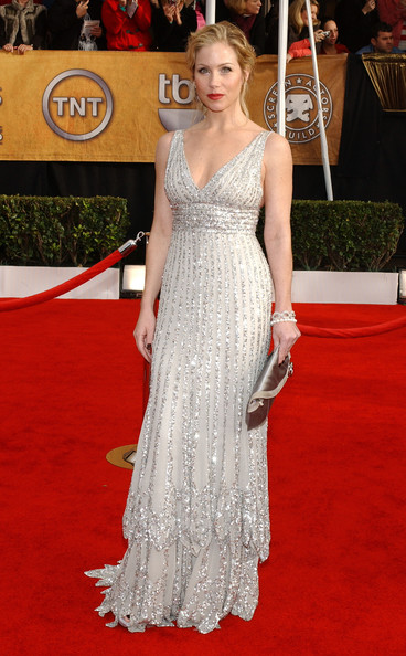 Christina Applegate at the 2008 SAG Awards