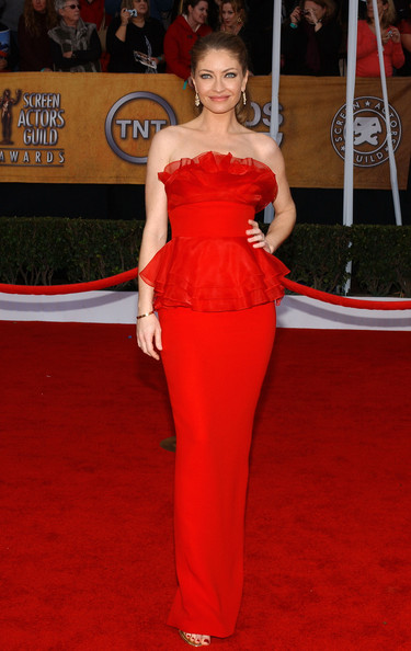 Rebecca Gayheart at the 2008 SAG Awards