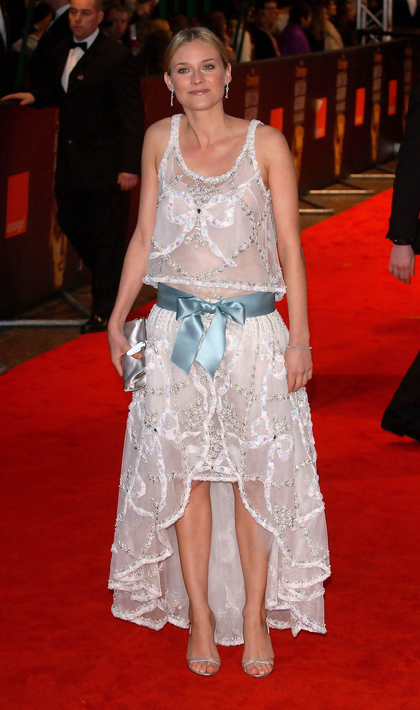 The 2005 Bafta Awards held at the Odeon in London.