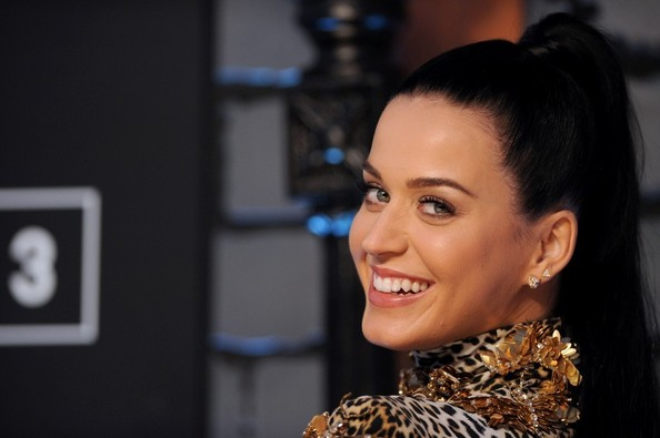 More Pics of Katy Perry Ponytail (1 of 32) - Katy Perry Lookbook - StyleBistro
