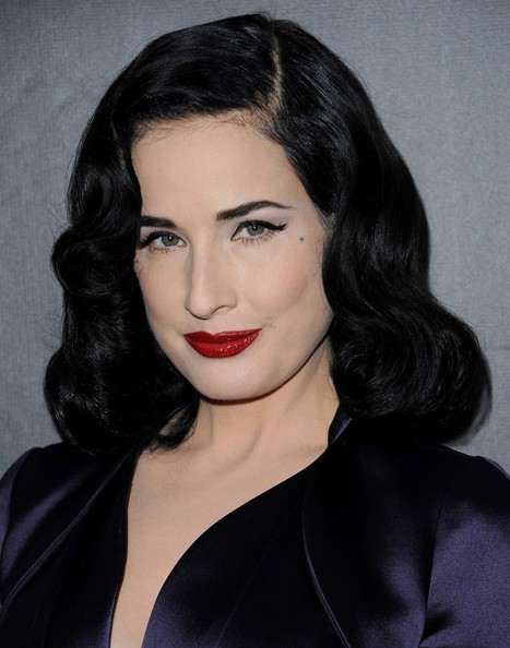 3e289a850330 More Pics of Dita Von Teese Red Lipstick (3 of 8) - Makeup Lookbook -  StyleBistro