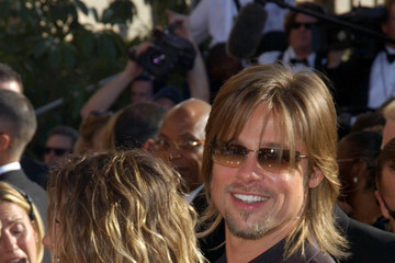 Jennifer Aniston Brad Pitt The 54th Annual Emmy Awards - Arrivals