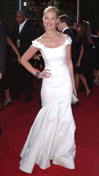 Katherine Heigl 2007 Emmy Awards