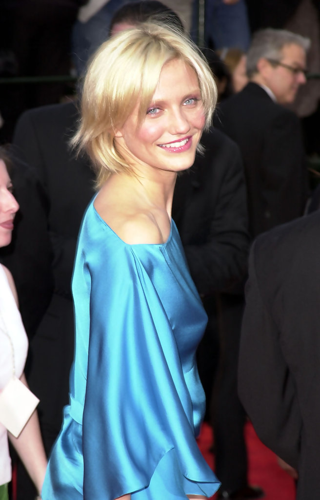 March 2000 Cameron Diaz S Prettiest Hair Moments