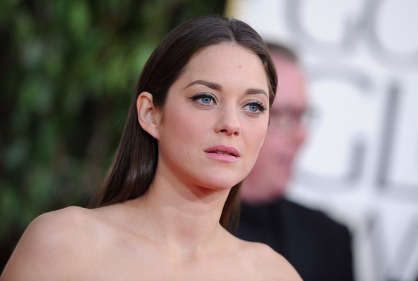 More Pics of Marion Cotillard Strapless Dress (5 of 12) - Marion Cotillard Lookbook - StyleBistro