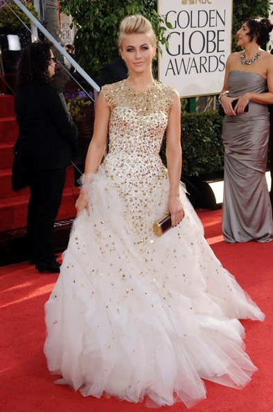 More Pics of Julianne Hough Evening Dress (6 of 11) - Julianne Hough Lookbook - StyleBistro