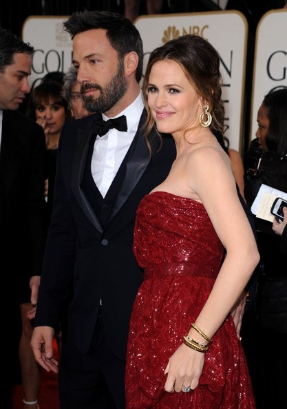 More Pics of Jennifer Garner Strapless Dress (1 of 13) - Strapless Dress Lookbook - StyleBistro