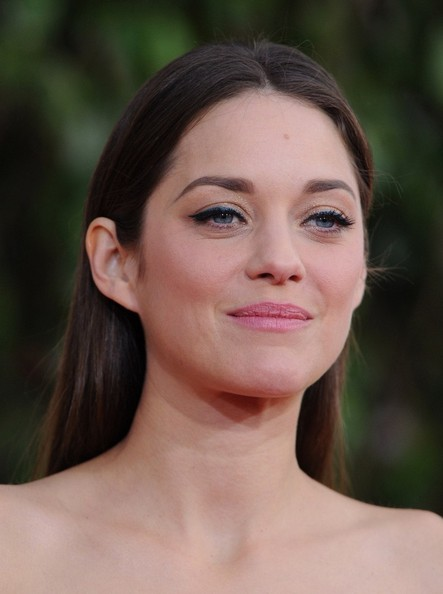 More Pics of Marion Cotillard Strapless Dress (2 of 12) - Marion Cotillard Lookbook - StyleBistro