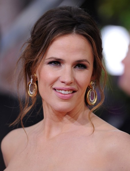 More Pics of Jennifer Garner Strapless Dress (2 of 13) - Jennifer Garner Lookbook - StyleBistro