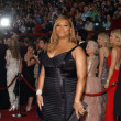 Queen Latifah in Carmen Marc Valvo