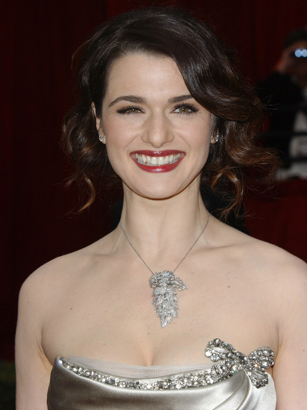 More Pics of Rachel Weisz Strapless Dress (1 of 10) - Rachel Weisz Lookbook - StyleBistro