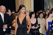 Readers Choice: Camila Alves Oscars Dress Ranks #6 on Best Dressed List