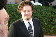 Adam Duritz Messy Updo
