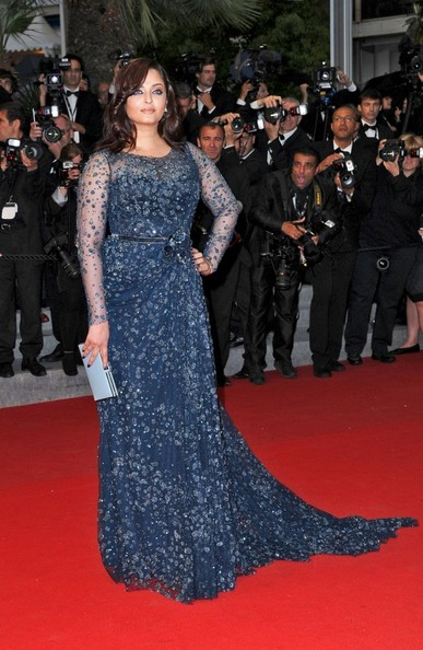 Aishwarya Rai Beaded Dress