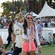 Alessandra Ambroiso at Coachella