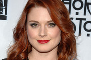 Alexandra Breckenridge Long Side Part