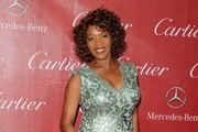 Alfre Woodard Beaded Dress
