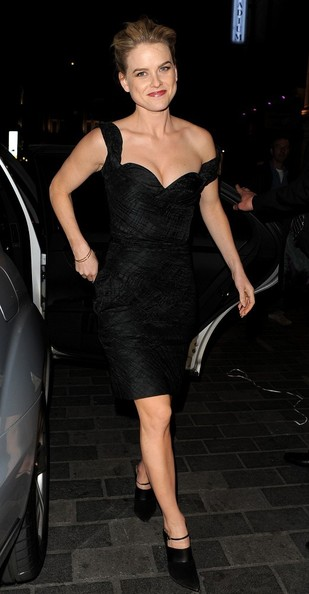 More Pics of Alice Eve Little Black Dress (1 of 5) - Little Black Dress Lookbook - StyleBistro