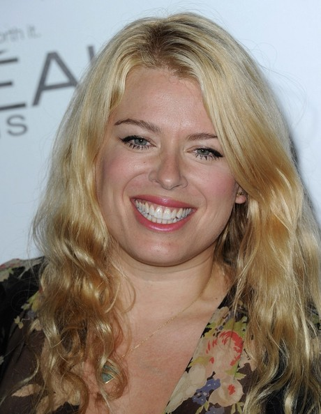 Amanda de Cadenet Long Curls