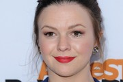 Amber Tamblyn Red Lipstick
