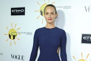 Amber Valletta Evening Dress