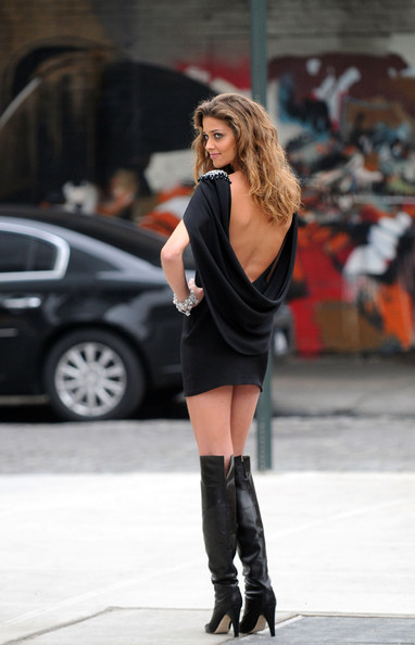 Ana Beatriz Barros Knee High Boots