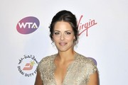 Ana Ivanovic Beaded Dress