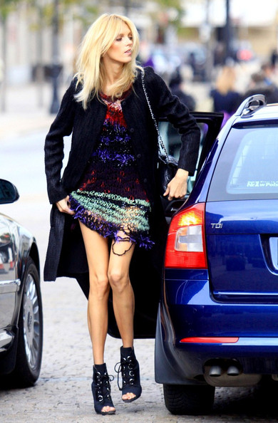 Anja Rubik Shoes