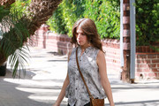 Anna Kendrick Ankle boots