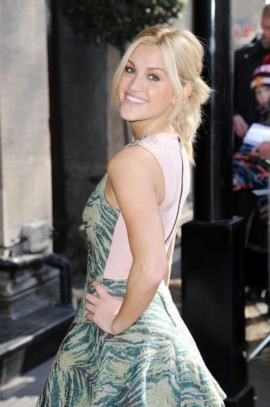 Ashley Roberts Hair