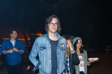 Ashley Tisdale Christopher French Celebrities Are Seen at Haunted Hayride at Griffith Park