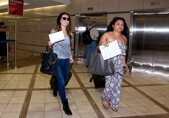 More Pics of Audrina Patridge Skinny Jeans (1 of 24) - Audrina Patridge Lookbook - StyleBistro