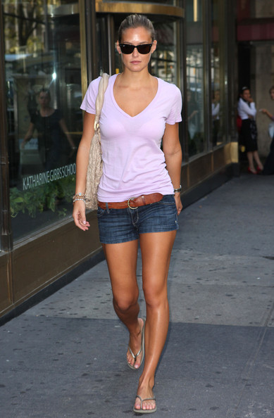 Bar Refaeli Sports Shorts