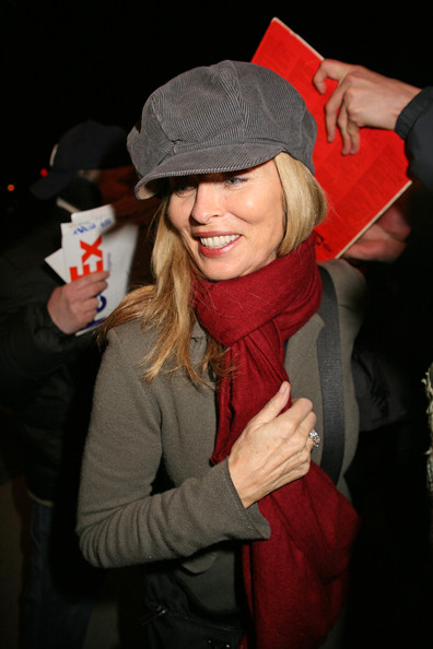 More Pics of Barbara Bach Newsboy Cap (1 of 2) - Barbara Bach Lookbook - StyleBistro
