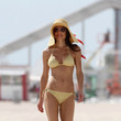 Bethenny Frankel's Yellow Two-Piece
