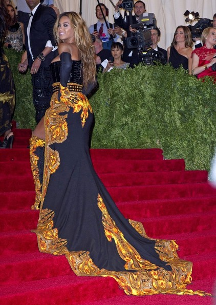 Arrivals at the Met Gala in NYC