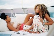 Beyonce Knowles and Solange Knowles Photo