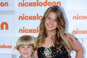 Bindi Irwin Little Black Dress