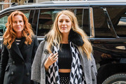 Blake Lively Full Skirt