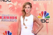 Brittany Snow Strappy Sandals