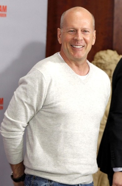 Bruce Willis Clothes