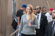 Bryce Dallas Howard V-neck Sweater