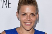 Busy Philipps Hair Knot