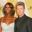 David Bowie at the CFDA Awards in 2005