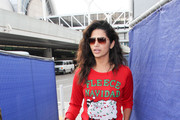 Camila Alves Crewneck Sweater