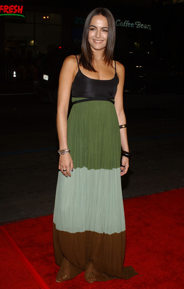 Camilla Belle Empire Gown