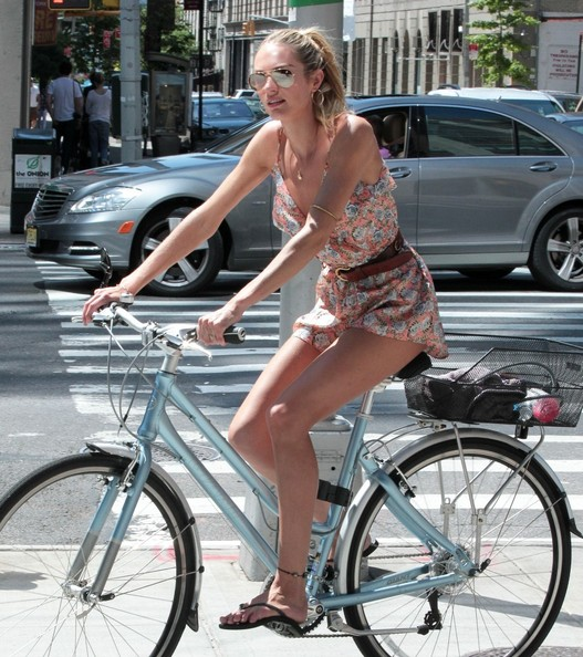 How to Ride a Bike in Style