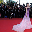 Fan Bingbing in Atelier Versace
