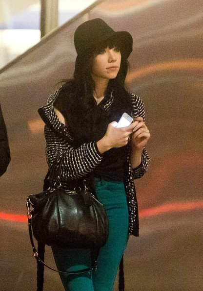 More Pics of Carly Rae Jepsen Skinny Jeans (3 of 32) - Carly Rae Jepsen Lookbook - StyleBistro